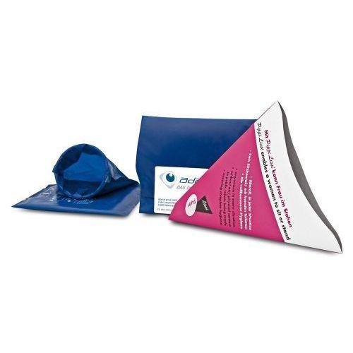Profilaktyka koronawirus SOS - WC bezpieczna mini toaleta wersja kieszonkowa - 1 szt. (5017230081117)