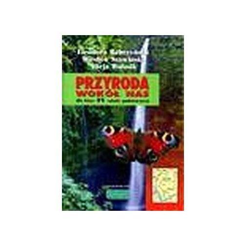 Przyroda Wokół Nas SP 4 podr KUBAJAK - Eleonora Bobrzyńska, Wiesław Stawiński (8387971588)