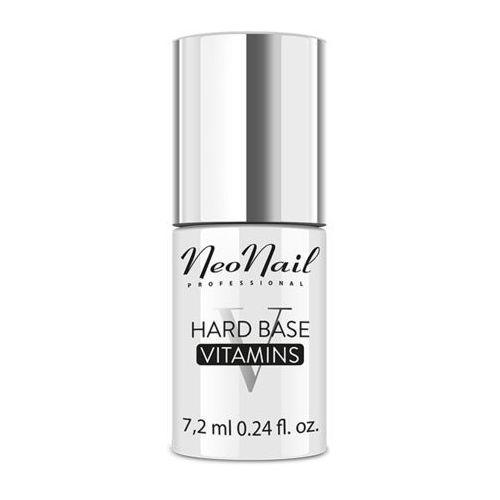 Neonail hard base vitamins 5ml - Bombowy rabat