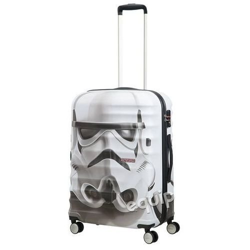 Walizka średnia American Tourister Wavebreaker Disney - Star Wars Storm Trooper