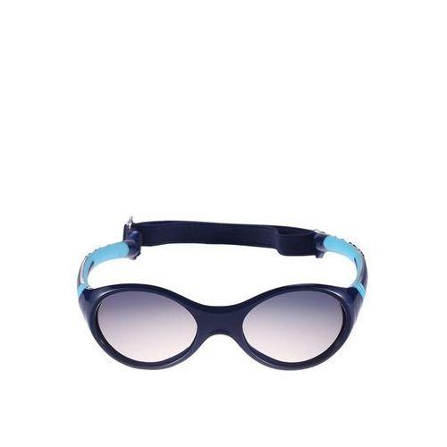 Okulary przeciwsłoneczne maininki 2-4 lata uv400 granat - granatowy marki Reima
