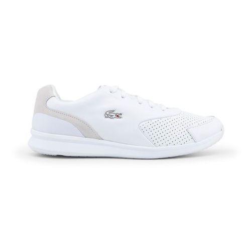 najniższa cena wysoka moda ogromna zniżka Buty sportowe męskie - 734SPM0031_LTR-33, kolor biały (Lacoste)
