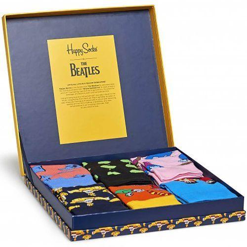 Skarpety Happy Socks The Beatles 6 par M, XBEA-10-2000#1