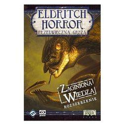 Eldritch horror: zaginiona wiedza marki Galakta