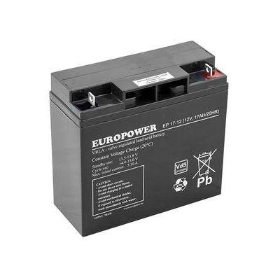 Akumulatory żelowe AGM Europower