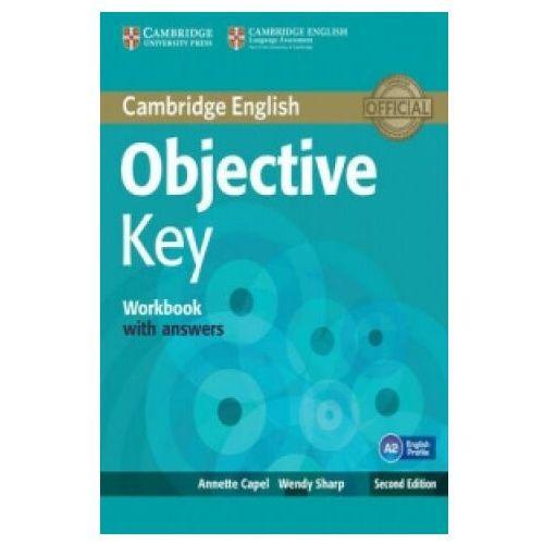 Objective Key Worbook with answers, Cambridge University Press
