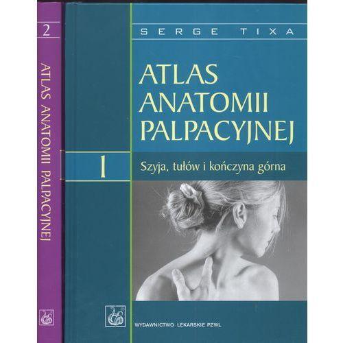 Atlas anatomii palpacyjnej tom 1/2