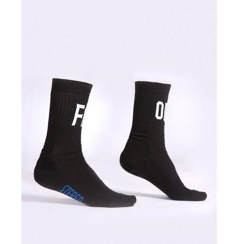 Jakub polanka x bibloo fusain. socks czarny 41-45