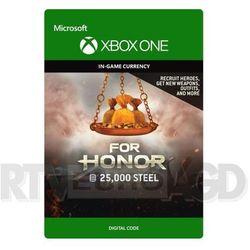 Microsoft For honor - 25000 steel credits [kod aktywacyjny]
