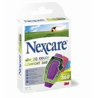 3m health care Plaster nexcare 3m comfort 360 color x 20 sztuk