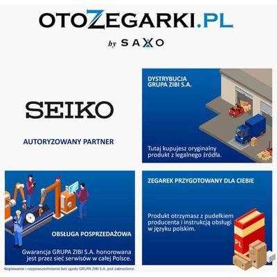 Zegarki męskie Seiko HappyTime.com.pl