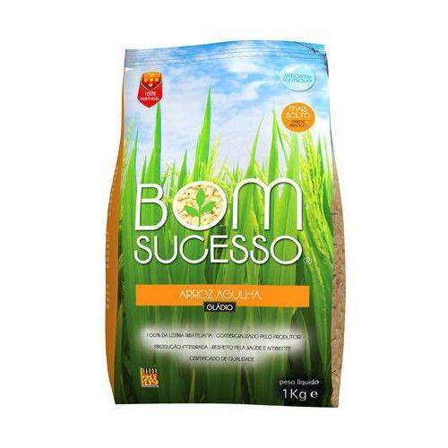 """Bom sucesso Portugalski ryż, odmiana agulha (""""igła"""") 1 kg"""