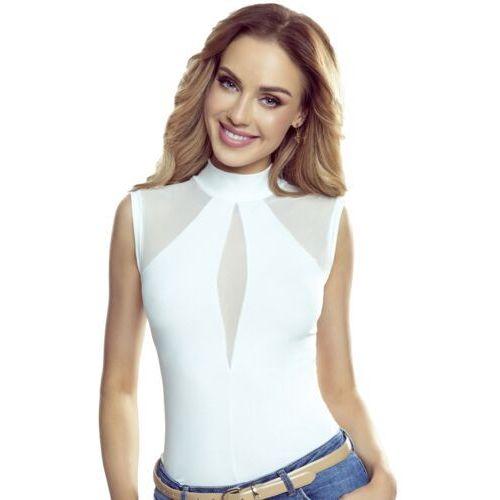 Chanel bluzka damska romantica active ecru - ecru marki Eldar