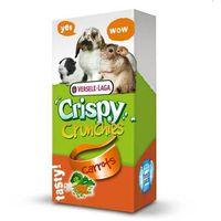 Versele-laga Versele laga crispy crunchies przysmak dla królików i gryzoni 75g marchewka