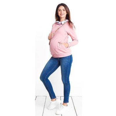 Spodnie ciążowe HAPPYMUM Piękny Brzuszek