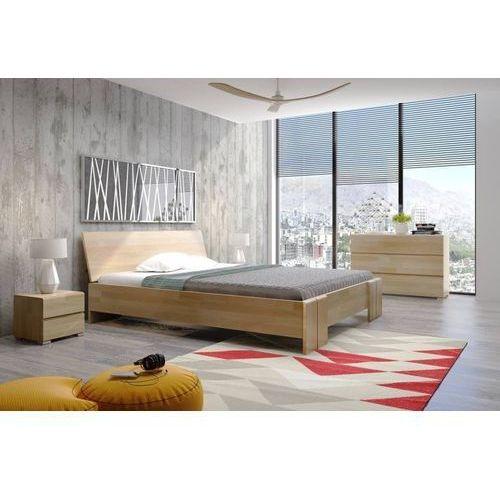 łóżko Bukowe Vestre Maxilong Skandica