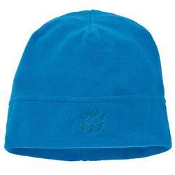 real stuff nakrycie głowy dzieci niebieski 49-55 cm czapki marki Jack wolfskin