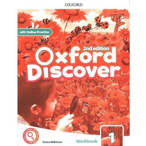 Oxford discover 1 workbook with online practice - praca zbiorowa (2020)