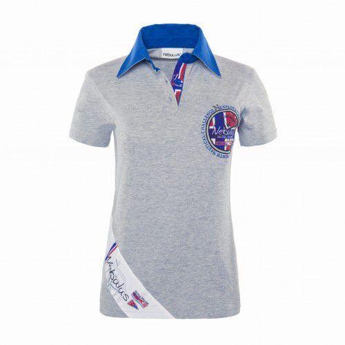 Nebulus koszulka polo sailor damska