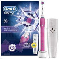 Szczoteczka do zębów ORAL-B Pro 750 Pink New