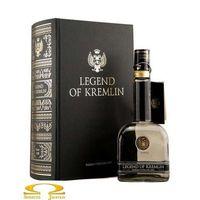 Wódka w książce 0,7l marki Legend of kremlin