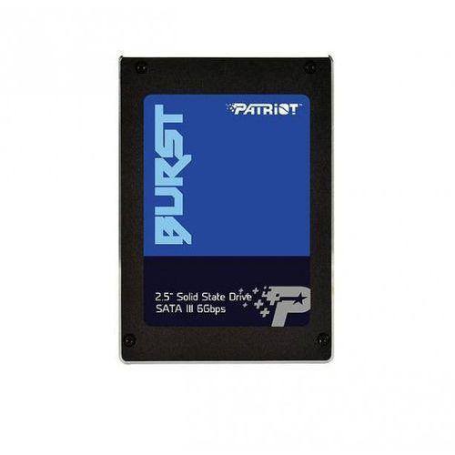 Burst PBU120GS25SSDR 120GB 2.5'' SATA III