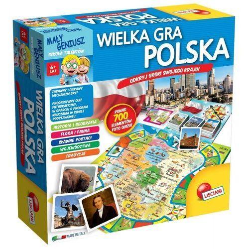Liscianigiochi Mały geniusz, wielka gra - polska