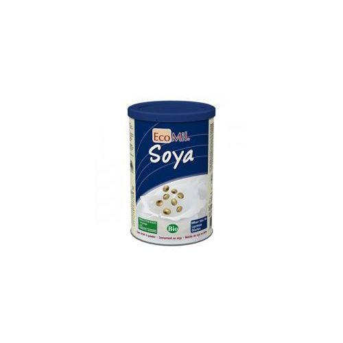 Ecomil Napój, mleko sojowe instant bio 400 g