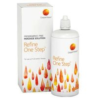 Płyn refine one step 360 ml marki Coopervision