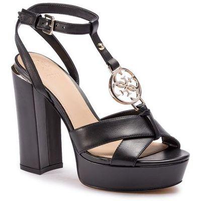 Sandały damskie Kolor: czarny ceny, opinie, recenzje
