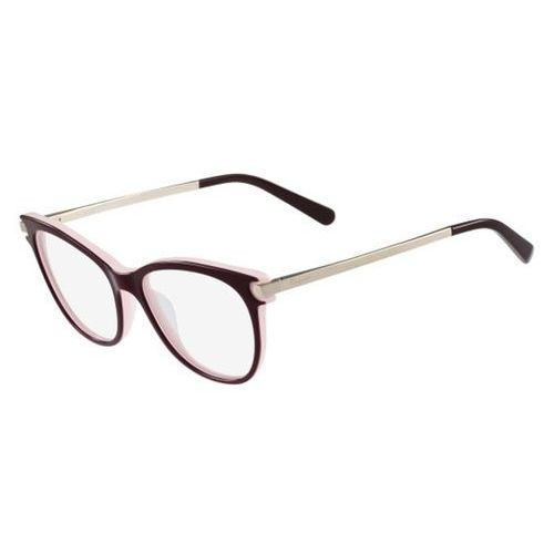 Salvatore ferragamo Okulary korekcyjne sf 2763 635