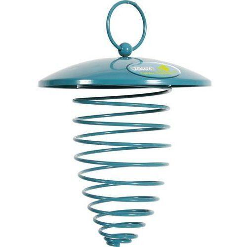 Zolux spirala na kule tłuszczowe z daszkiem niebieski - darmowa dostawa od 95 zł!