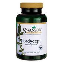 Suplement prozdrowotny SWANSON Cordyceps 120 kaps Najlepszy produkt