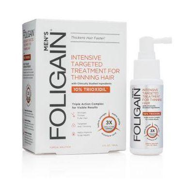Leki przeciw wypadaniu włosów Foligain Naturale