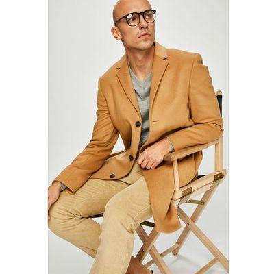 Płaszcze męskie Calvin Klein ANSWEAR.com