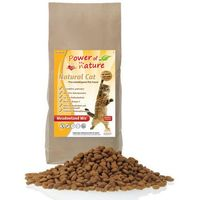Power of nature natural cat gf meadowland mix 2kg