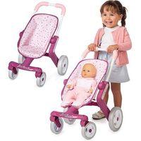 Smoby sportowy wózek dla lalek bn (3032162512036)