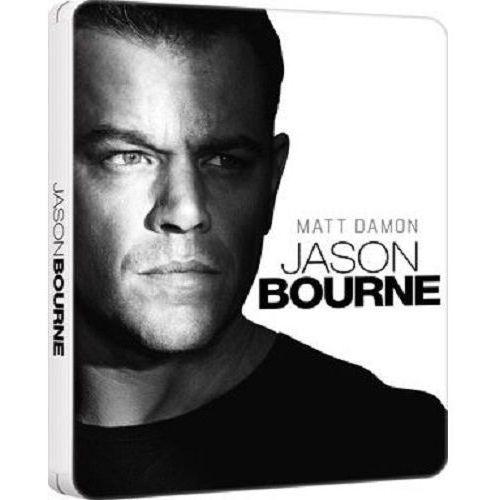 Jason Bourne (BD) Steelbook