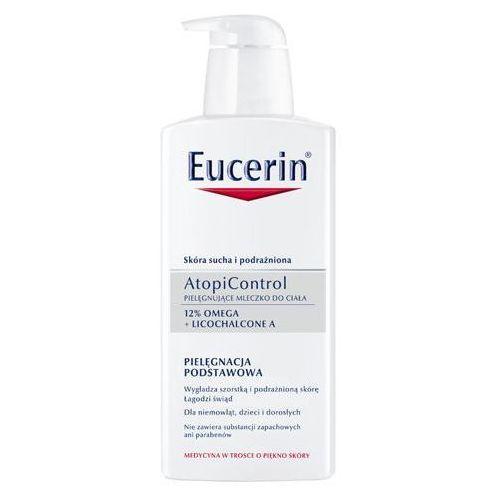 Eucerin atopicontrol mleczko pielęgnujące do ciała 400ml Beiersdorf