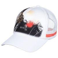 czapka z daszkiem ROXY - Dig This Snow White (WBK0) rozmiar: OS
