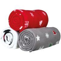 TRIXIE Koc świąteczny mix (4053032988033)