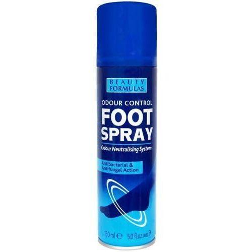 Beauty formulas dezodorant do stóp antybakteryjny 150ml - Ekstra oferta