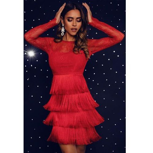 Sukienka ZANTINA RED