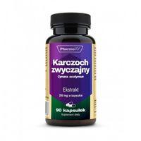 Pharmovit Karczoch Zwyczajny 90 kaps/200 mg (5902811230063)