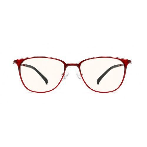 Okulary Xiaomi TS Computer Glasses Red (6970740901056)
