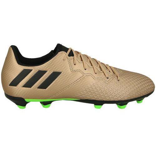 szczegóły style mody świetna jakość Korki adidas messi 16.3 fg junior ba9843 - złoty (adidas Performance)