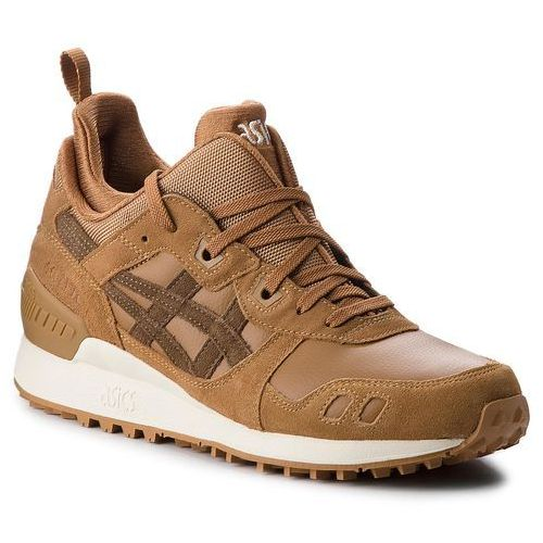 Asics Sneakersy - tiger gel-lyte mt 1193a035 caramel/brown storm