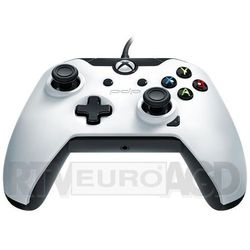PDP Xbox One & Windows Wired Controller (biały), 048-082-EU-WH01