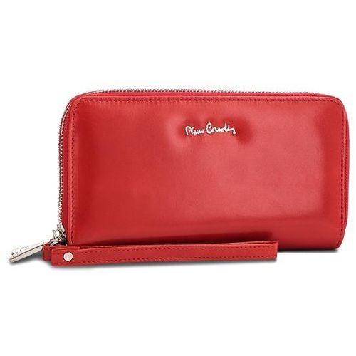 95ac492366993 Zobacz ofertę Duży Portfel Damski PIERRE CARDIN - 01 LINE 118 Red 19128