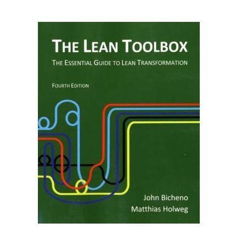Lean Toolbox 4e (308 str.)